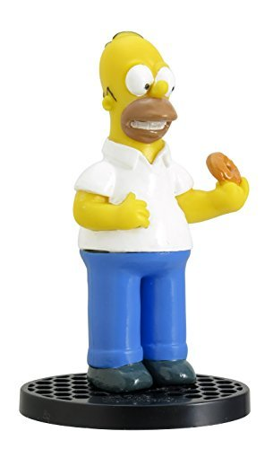 Simpsons The Homer with Donut 2.75 PVC Action Figure by Simpsons
