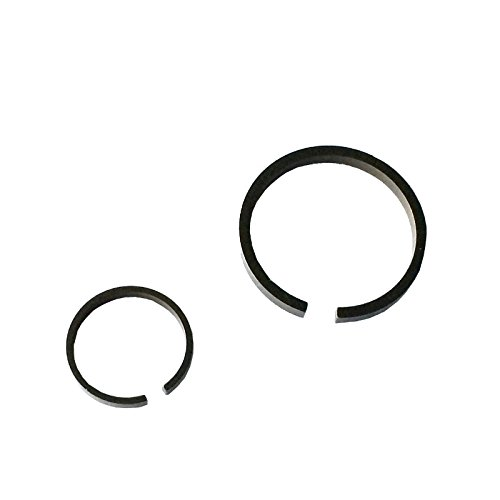 - 2 Turbo Piston Ring for Turbo Turbine End and Compressor End of Garrett T3 T4 T3/T4 Turbocharger