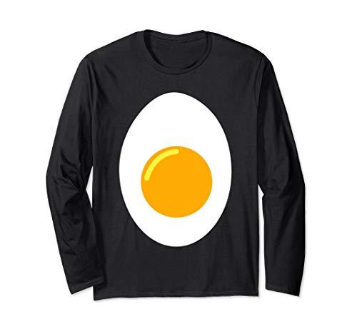 Deviled Egg Ideas Halloween (Deviled Egg Easy Halloween Costume Add Devil Horns and Tail Long Sleeve)