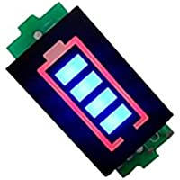 New 5X 14.8V 4S Li-po Battery Indicator Display Board Power Storage Monitor By KTOY
