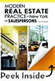 Modern Real Estate Practice in New York for Salespersons, 11 E, Sam Irlander, 1427731411