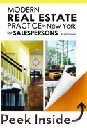 Modern Real Estate Practice in New York for Salespersons, 11 E