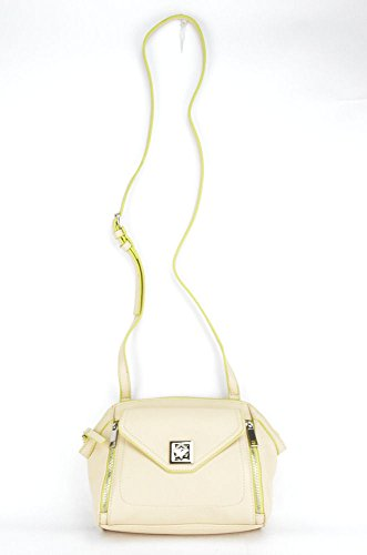 Jessica Simpson Handbags And Shoes - Jessica Simpson Hadley Messenger Shoulder Bag,Cashew,One Size
