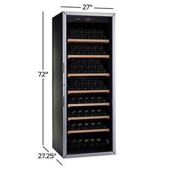 Artevino II 200-bottle Free-Standing Single-Zone Wine Cellar