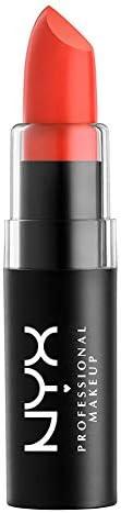 Labial en barra, Matte Lipstick, Nyx Professional Makeup ,Tono Indie Flick ,4.5g