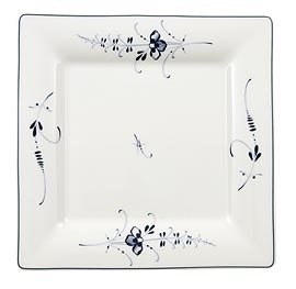 Villeroy & Boch Vieux Luxembourg 8-1/4-Inch Square Salad Plate