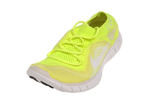 Nike Free Flyknit + Women's Running Shoes Green lowest price cheap price P1CMX9