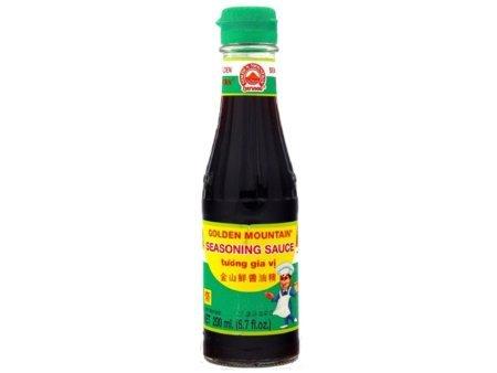Golden Mountain - Seasoning Sauce (Net 6.7 Fl. Oz.)