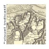 Carte ancienne : Aurillac