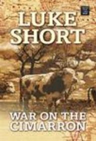 Download War on the Cimarron (Center Point Premier Western (Large Print)) ebook