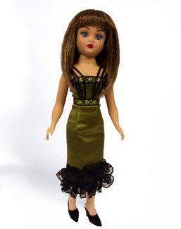 """Madame Alexander 10"""" Doll Simply Irresistible Coquette Cissy"""