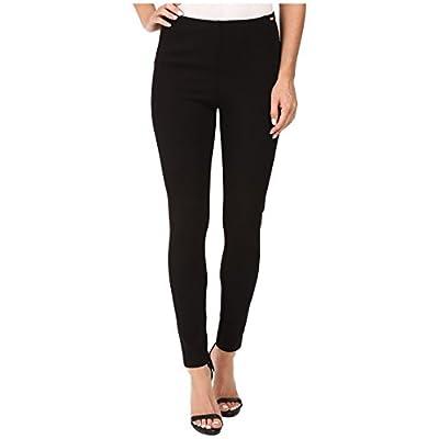 Ivanka Trump Ponte Compression Pants Black XS: Clothing