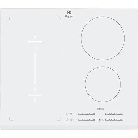 Electrolux-Rex Cocina de Inducción KTI 6500 BE Acabado ...