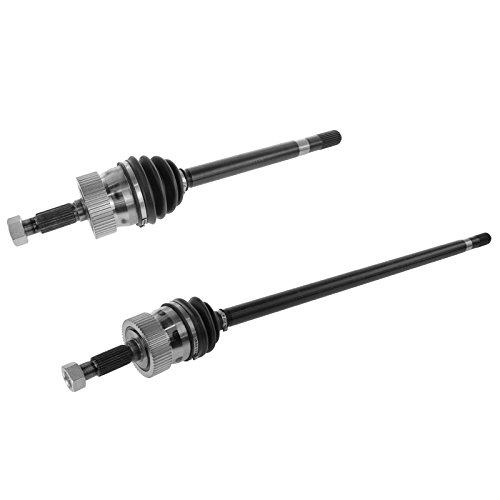 Front Outer CV Joint Axle Drive Shaft Pair Set for 93-98 Grand Cherokee