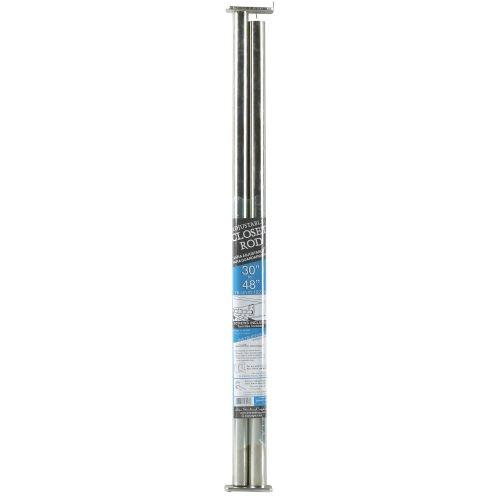 Platinum Adjustable Closet Rod - 8