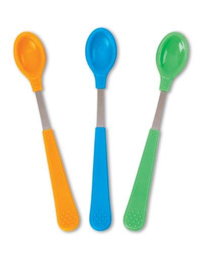 Munchkin Comfort Spoons, 3 Pack, Baby & Kids Zone