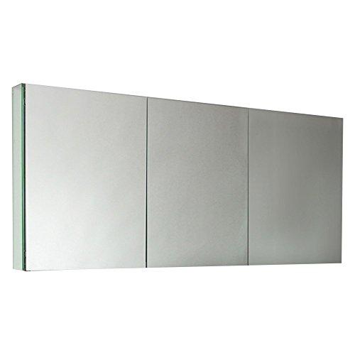318WHfTI8rL - Fresca 60 in. Mirrored Medicine Cabinet
