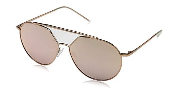 Amazon.com: emporio armani EA 2070 cobre/gris oro rosa 59/14 ...