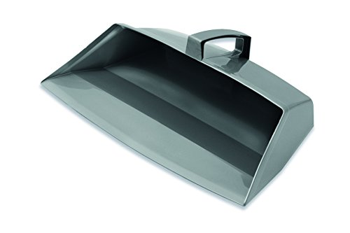 Addis Closed Dustpan Handle, Metallic ()