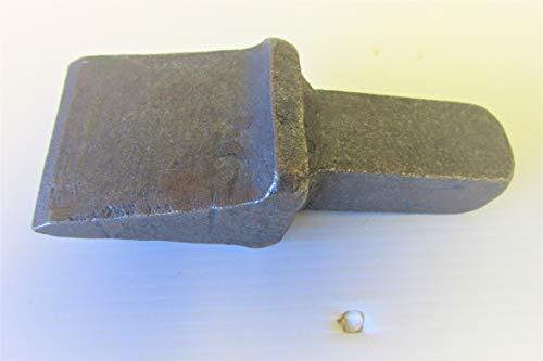 Blacksmith Anvil Hardy 2 inch cutter Tool 1 inch shaft