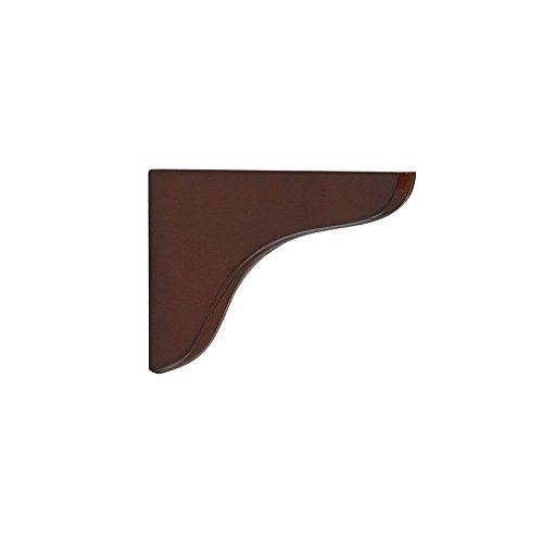 Shelf-Made 0138-7CHY 7 in. Decorative Wood Corbel, Cherry