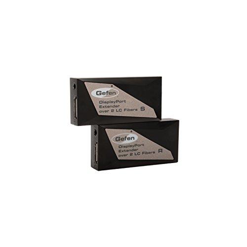 (Gefen EXT-DP-CP-2FO | DisplayPort Extender Dual Fiber Optic Cables )