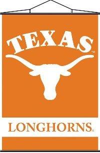 Texas Longhorns String Pack - NCAA Texas Longhorns Indoor Banner Scroll