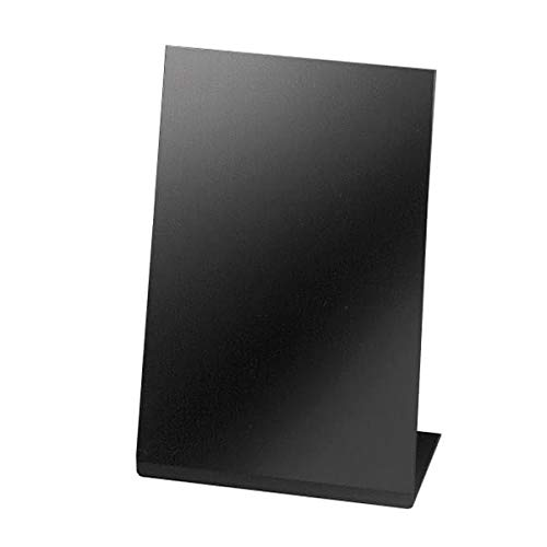 Cal-Mil 950-13 Black Write On Easel, 5 x 7'' High by Cal-Mil.