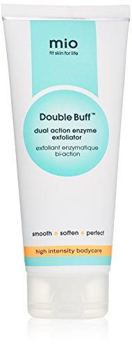Mio Double Buff Dual Action Enzyme Exfoliator, 5.1 Fl Oz