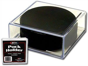 2pc Square Hockey Puck Holder(qty = 2 (Hockey Puck Holder)