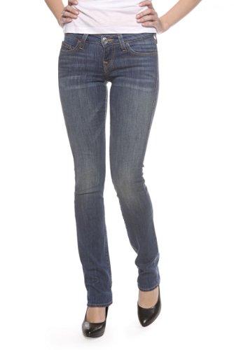 True Religion Slim Leg Jeans FORSAKEN TRISHA, Color: Blue, Size: 26