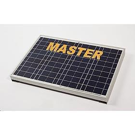 gradeuk Solar 40Master Solar Panel Wohnwagen Wohnmobil Boot