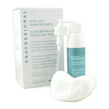 Professional Eye Lift Concentrate ( with 80 Contour Pads ) - Murad - Professional - Eye Care - 100ml/4oz
