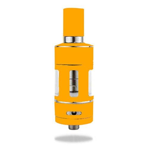 (Decal Sticker Skin WRAP - Aspire Atlantis - Chrome Yellow Solid Color)