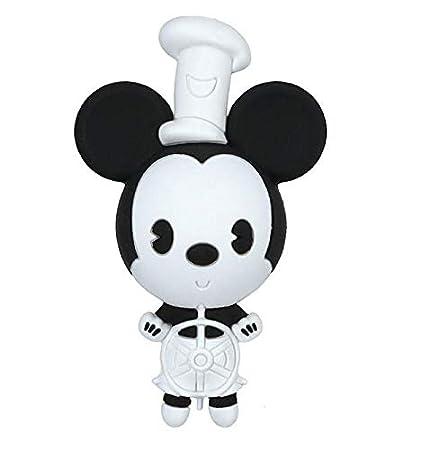 Mickey Mouse - Llavero 3D 8 cm Disney Serie 18 Monogram #1 ...