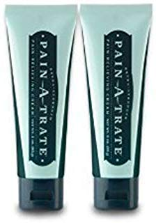 Extra Strength Pain-A-Trate Pain-Relieving Cream 3oz- 2 Pack
