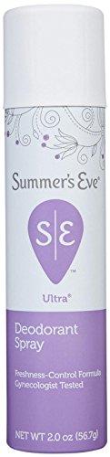 Summer's Eve Ultra Feminine Deodorant Spray - 2 oz