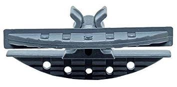 10x KNAPP Steckverbinder METAL Möbelverbinder Flachdübel verdeckt Holzverbinder