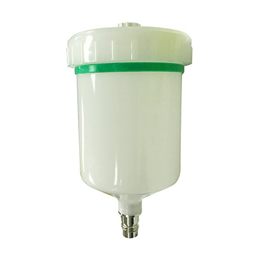 meite MT-4000 Container Gravity Feed Spray Gun Cup or Spray Gun Container 600ml
