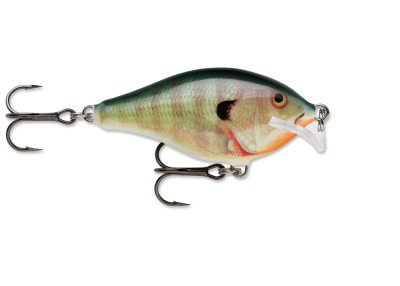 (Rapala Scatter Rap Crank Shallow 07 Bluegill Lure)