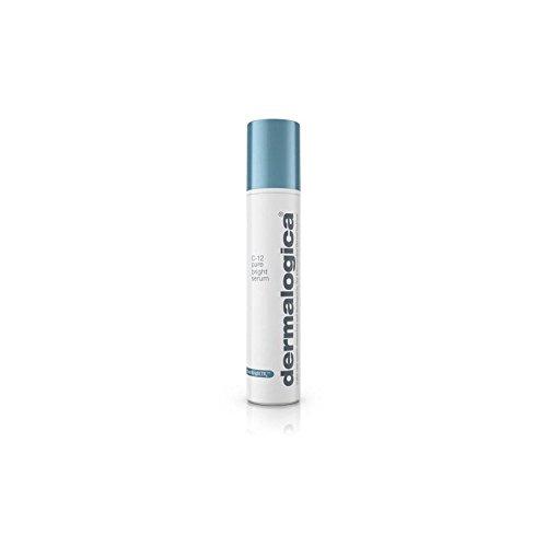 Colour Dermalogica (Dermalogica C-12 Pure Bright Serum - Powerbright Trx (Pack of 2))