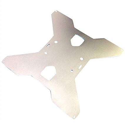 Monland Impresora 3D Aluminio Y Placa De Soporte Calentada del ...