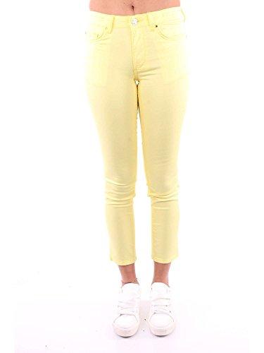 Silvian Heach Sarney, Vaqueros Skinny para Mujer Amarillo
