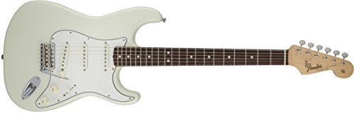 Fender American Vintage '65 Stratocaster - Olympic - Vintage Stratocaster Neck