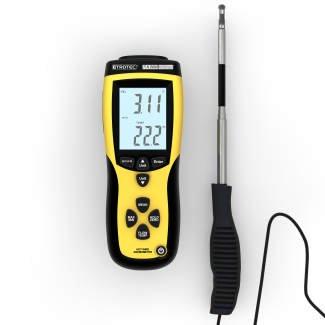 Trotec 3510004005 - Anemometer ta 300 straight probe incl. calibration certificate