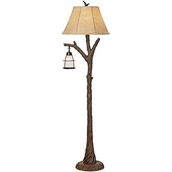 Amazon hanging lantern floor lamp office products hanging lantern floor lamp aloadofball Images