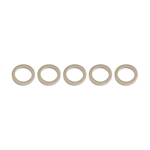 Prime Ave OEM Crush Aluminum Oil Drain Plug Gasket Washers For Hyundai & Kia Part# 21513-23001 (Package of 5)