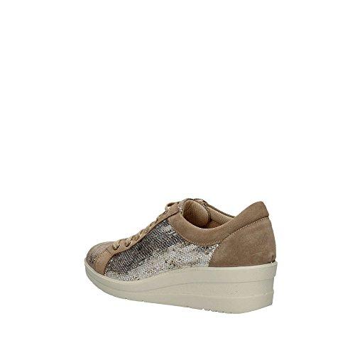 106420 Beige D Sneakers Women Imac pn6zqS1q