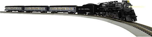 Lionel New York Central Water level Limited HO Scale Train Set