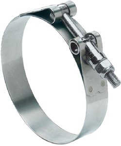 Ideal Clamp Products All 300 Ss Tbolt 4in Min 300110400